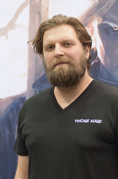 Brian DeMars: 3rd @ GP SeaTac Legacy 2015 and Back on the Pro Tour