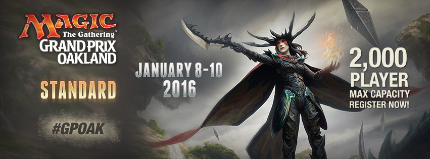 Jesper Myrfors will be attending GP Oakland 2016 | January 8th to 10th, 2016