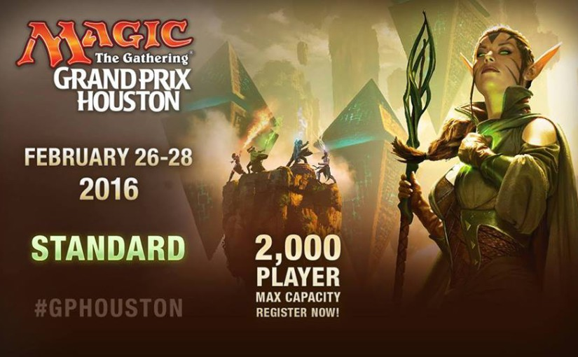 Grand Prix Houston 2016 {#GPHOUSTON}