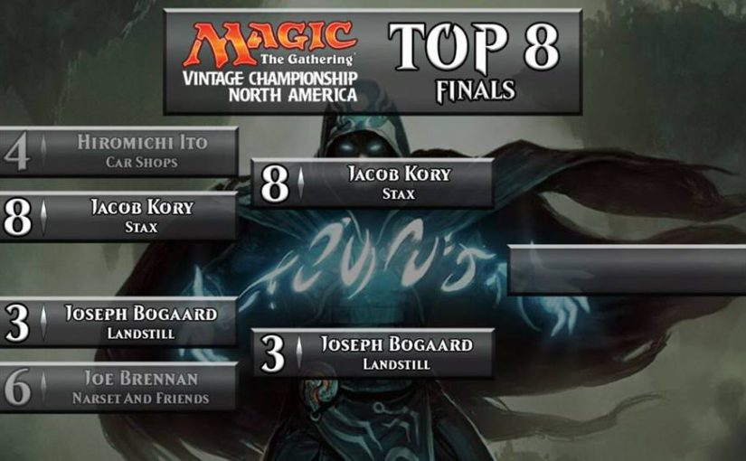 North American Vintage Championship Tournament Report (Part 2)