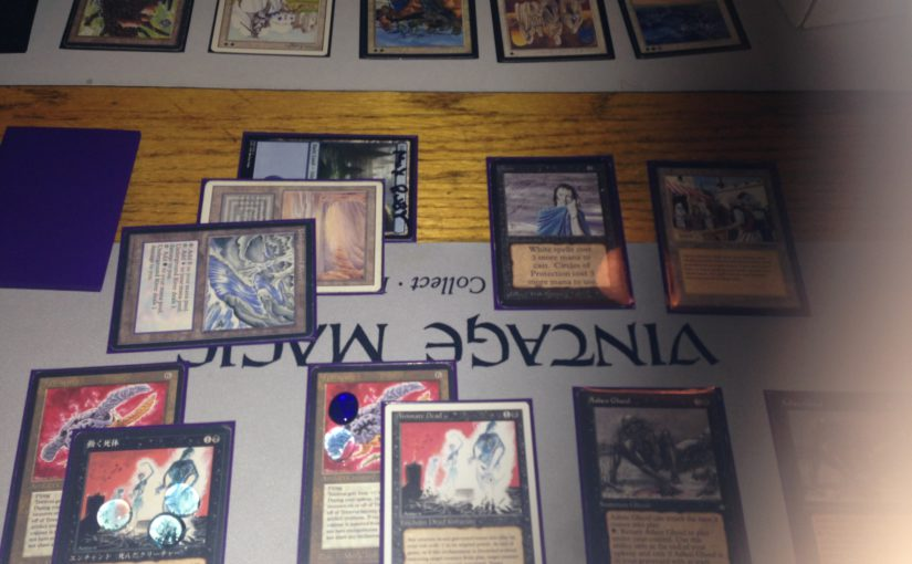 Old School Magic: Chapter 9 - Reanimator Rises to the Top!