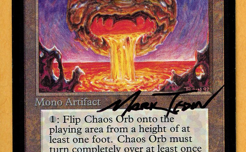 ABOLISHING the MTG Reserve List - what is the IMPACT on OLD SCHOOL MAGIC Cards?